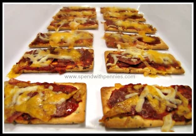 recipe pizza bites