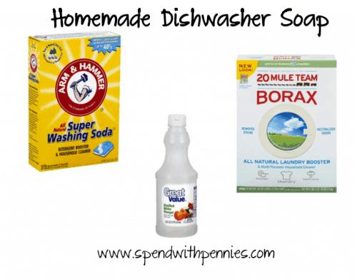 diy homemade dishwasher detergent spend with pennies. Black Bedroom Furniture Sets. Home Design Ideas