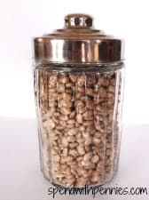 Tips for bean storage and cooking!