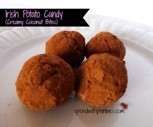 Irish Potato Candy Recipe - Spend With Pennies