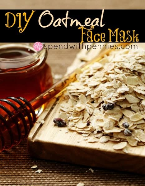 How to Make an Oatmeal Face Mask