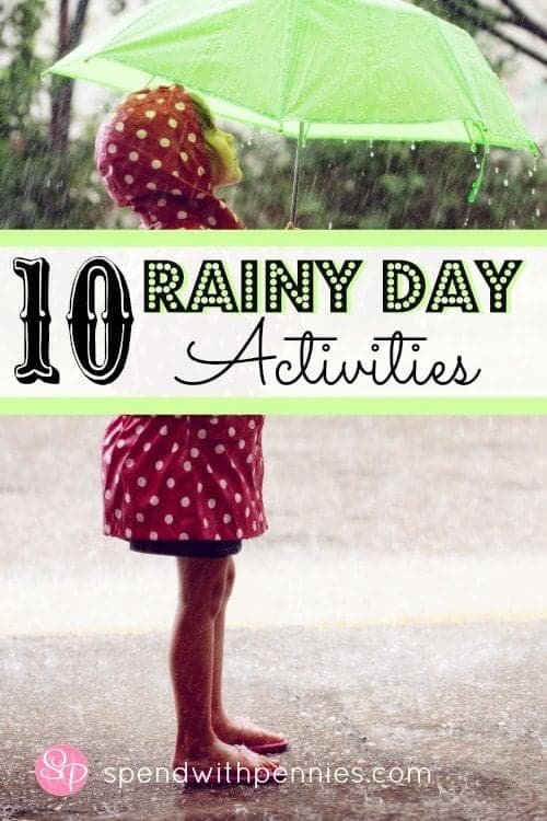 10 rainy day activities