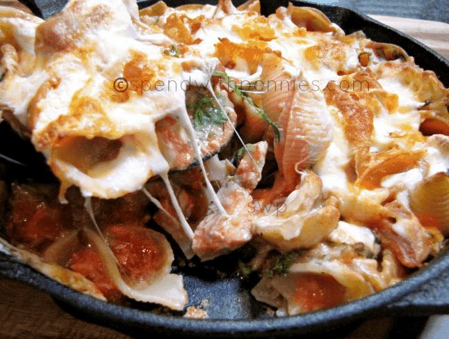 Amazing Pasta Chicken Skillet
