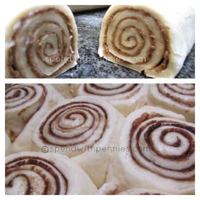 COPY CAT CINNA <3 BON Recipe! These taste exactly like the cinnamon rolls I love to get at the mall except they're homemade! If you've ever wondered how to make these, this recipe is for you!