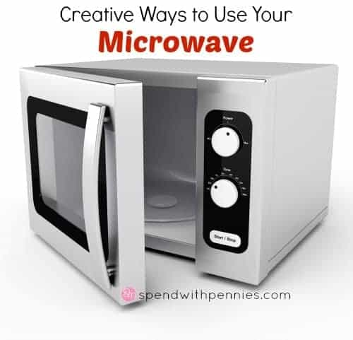 creative ways to use your microwave