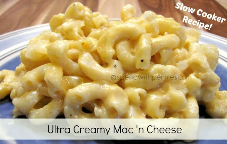 Ultra creamy mac n cheese