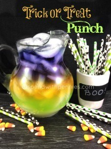 trick or treat punch