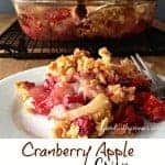 cranberry apple criasp