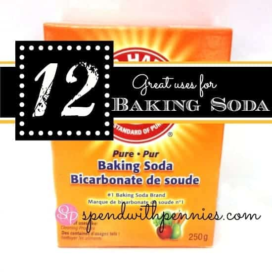 how to clean pennies with baking soda