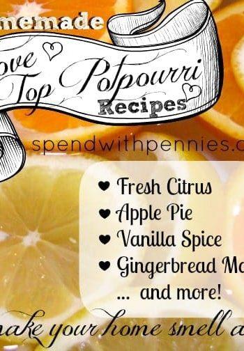 lemons and oranges for potpourri