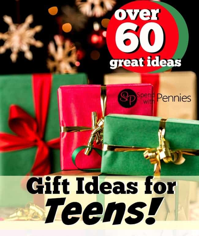 Here are some great gift ideas for teenagers!  At these ages, teens know what they want so don't be afraid to ask them... but if you're looking for a little inspiration or some stocking stuffer ideas you'll want to check this out!