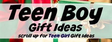 Teen Girl Boy Gift ideas