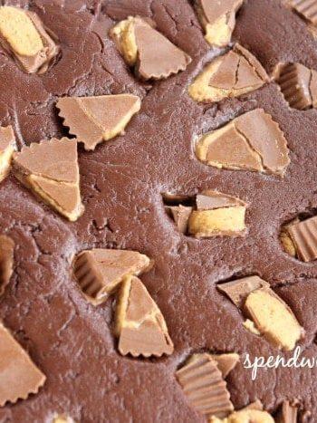 reeses peanut butter fudge