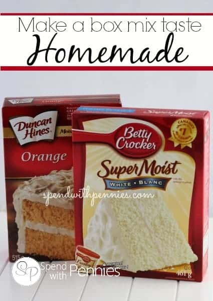 Healthy White Cake Mix From Scratch