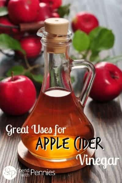 great new uses for apple cider vinegar spend with pennies. Black Bedroom Furniture Sets. Home Design Ideas