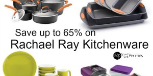 Big savings on Rachael Ray Kitchenware