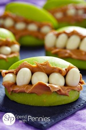 8 Healthy Halloween Snacks for Kids