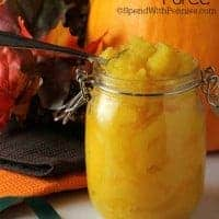 Homemade Pumpkin Puree!  This is easy to make and can replace canned pumpkin in any recipe.