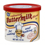 Buttermilk powder for making homemade ranch dressing mix!  Can be bought on Amazon !