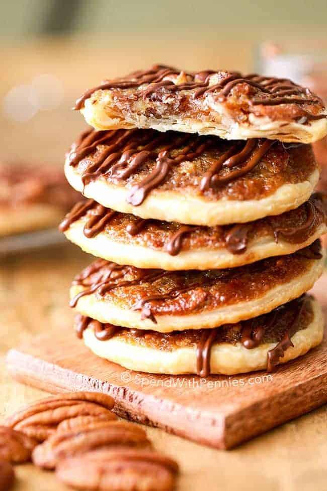 Pecan Pie Cookies Spend With Pennies