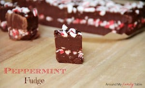 Peppermint-Fudge