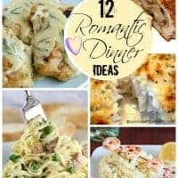 12 Romantic Dinner Ideas