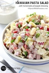 Hawaiian Pasta Salad