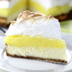 Lemon Meringue Pie Cheesecake