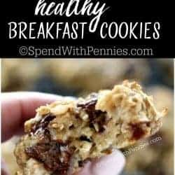 Pin breakfast cookies
