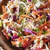 cabbage and ramen noodle salad
