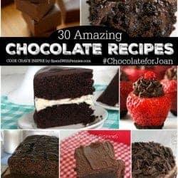 30 Amazing Chocolate Recipes