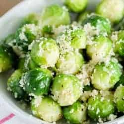 Easy Brussels Sprouts-24
