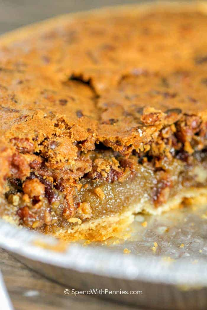 How to make Pecan Pie with pecan pie recipe with no corn syrup