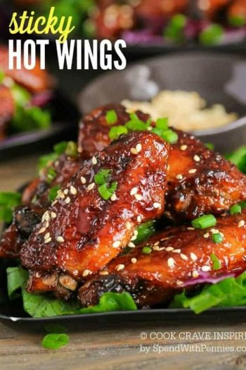 Hot Wing Recipe