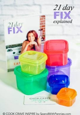 What is the 21 Day Fix meal plan? Here is an explanation of the program and the basics of how it works.