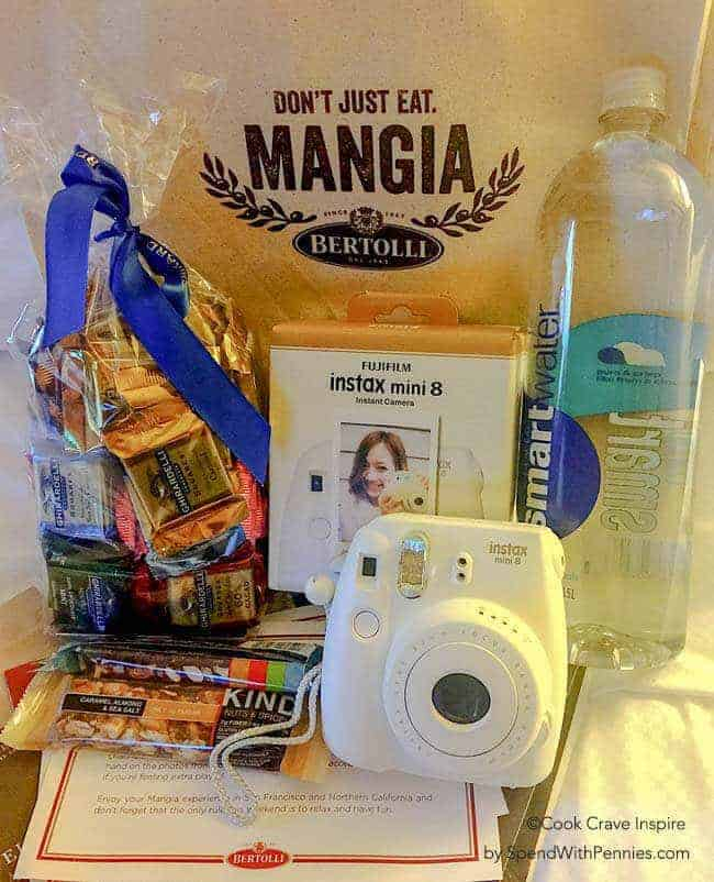 Mangia Moments in San Francisco & Napa -22