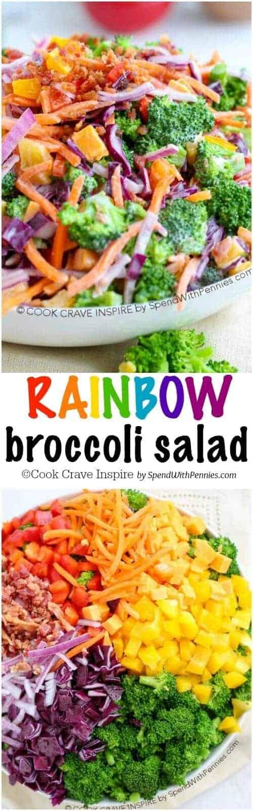 bacon and cheddar bacon broccoli salad with broccoli salad 2 broccoli ...
