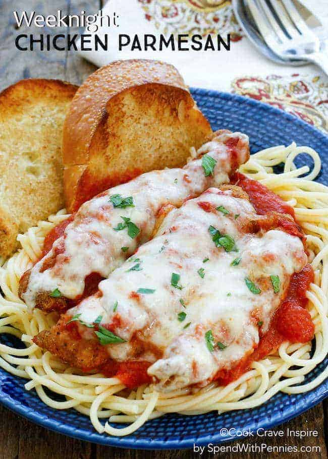 Weeknight Chicken Parmesan-32 (1)