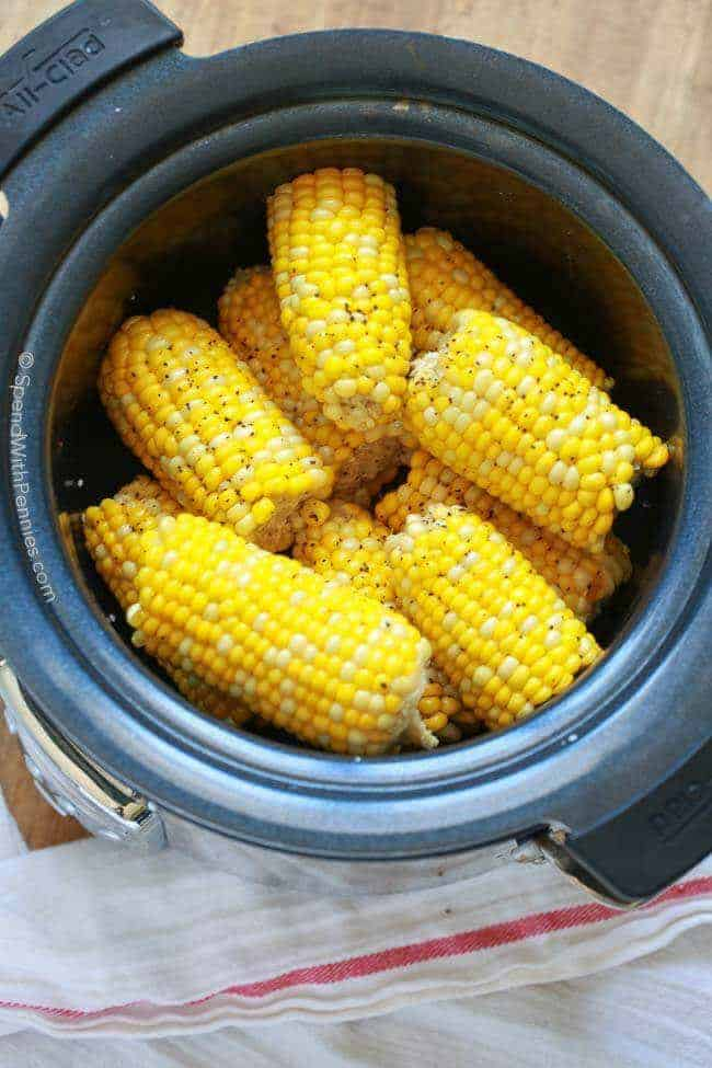 Crock Pot Corn-21