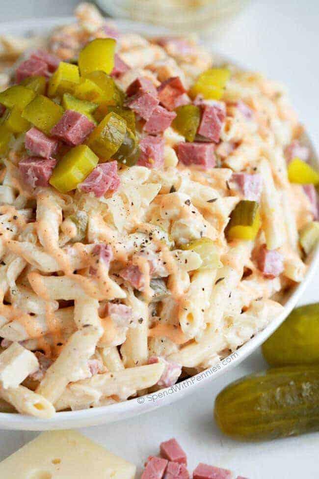 Reuben Pasta Salad 3-20