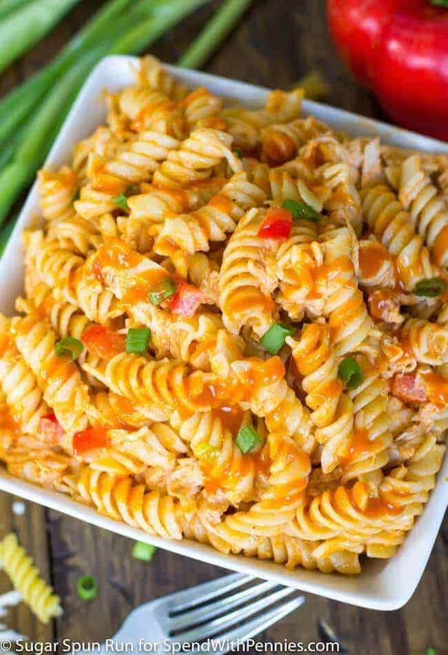 SWP buffalo chicken pasta salad (1 of 1)-8