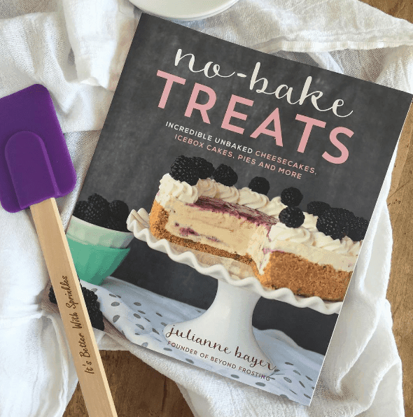 No Bake Treats by Julianne Bayer