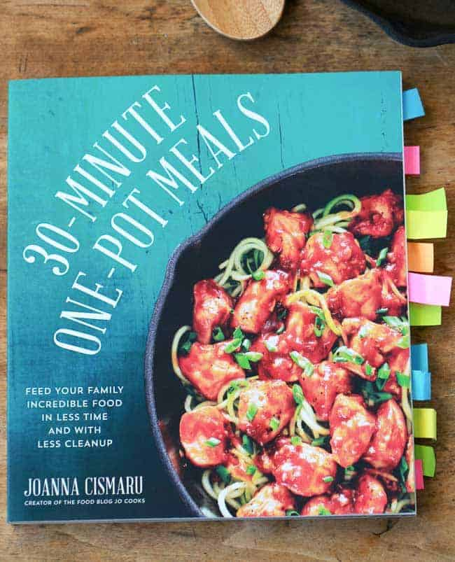 30 Minute One Pot Meals! The perfect weeknight cookbook for any family!