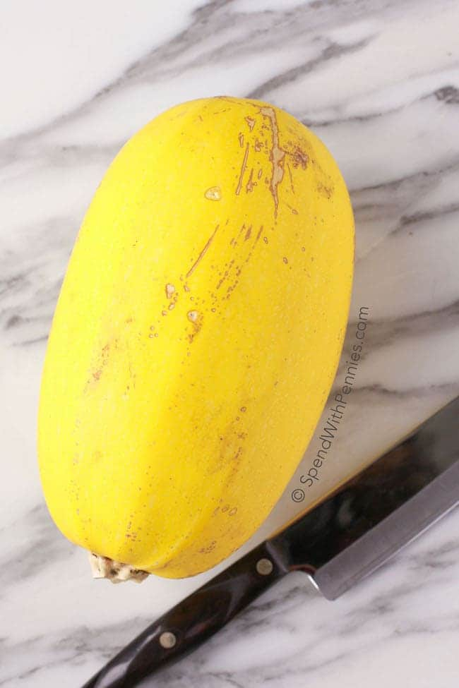How To Cook Spaghetti Squash Microwave Method Spend