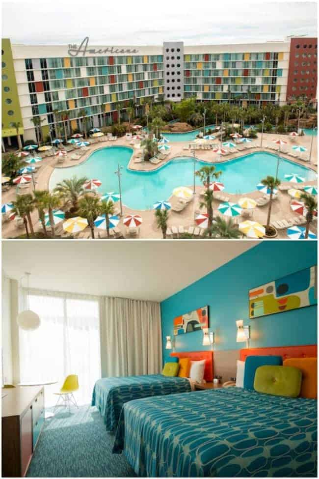 Universal's Cabana Bay Beach Resort was a wonderfully comfortable hotel with a great location and amenities that made it fun for the whole family!