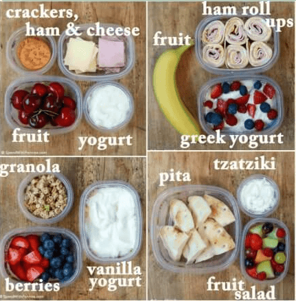 Easy lunch ideas for kids spend with pennies forumfinder Image collections