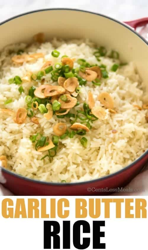 Garlic butter rice spend with pennies this garlic butter rice now this goes with anything forumfinder Image collections