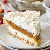 No Bake Pumpkin Cheesecake {Easy To Make} - Spend With Pennies