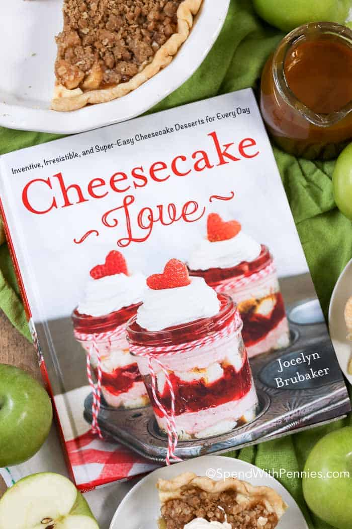 cheesecake love book
