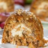 apple cake recipes with fresh apples and cream cheese